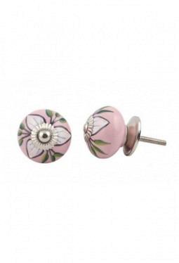 BLUBLA rosa mit Silberbeschlag